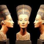 Одноглазый бюст царицы Нефертити