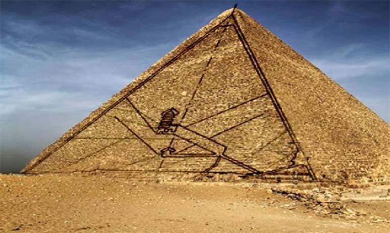 Тайны великой пирамиды Хеопса