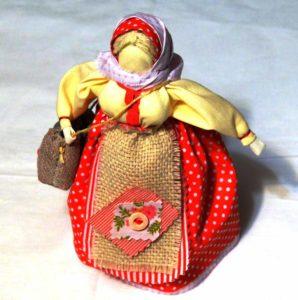 Кукла-оберег не игрушка 2