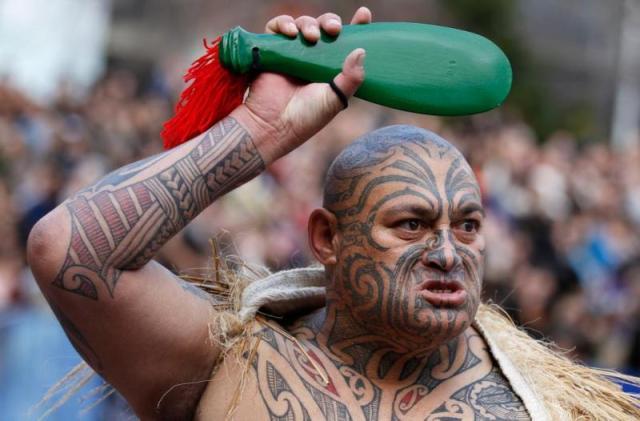 Священный мыс народа маори 2