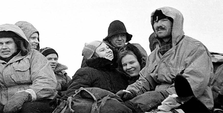 Главные версии гибели группы Дятлова