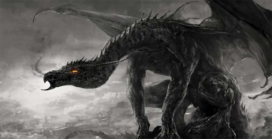 Нинки-нанка — страшный дракон Гамбии