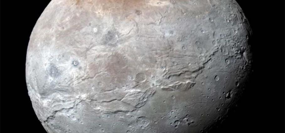Астрономы восстановили историю спутника Плутона