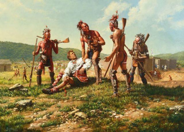 Индейские войны. Не стать чужими в собственной стране 2