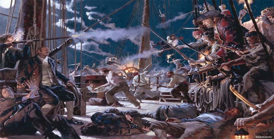 Пираты Ивана Грозного