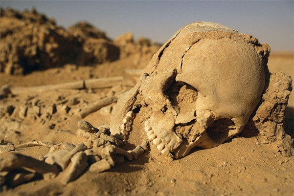 Зыбучие пески — подстерегающая опасность