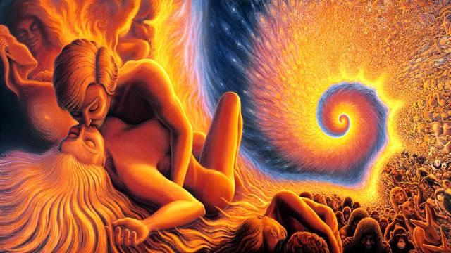 Феномен сексуальной энергии