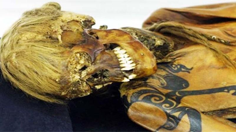 Тайна саркофага тисульской принцессы
