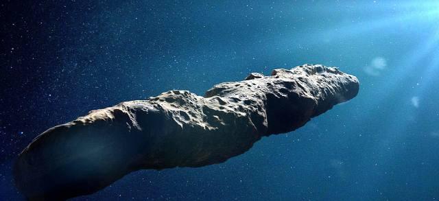 Странные планеты, астероиды и спутники
