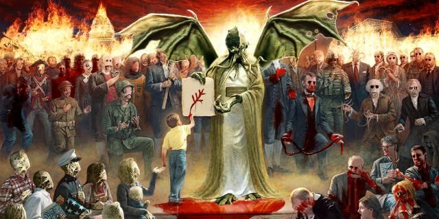 США основали члены таинственного магического общества