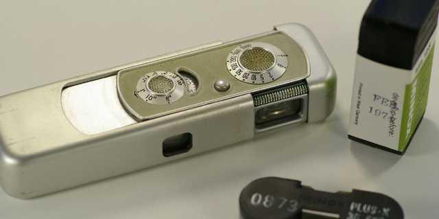Шпионские фотокамеры. История появления скрытых камер