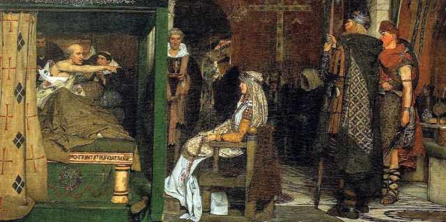 Самые жестокие женщины-убийцы средневековья