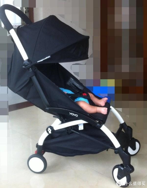Babyzen yoyo 嬰兒推車 — 秒收秒放 可以上飛機的傘車_開箱曬物_什么值得買