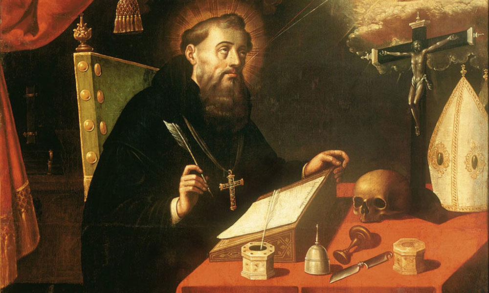 Teachings for our Day on the Feast of St. Augustine