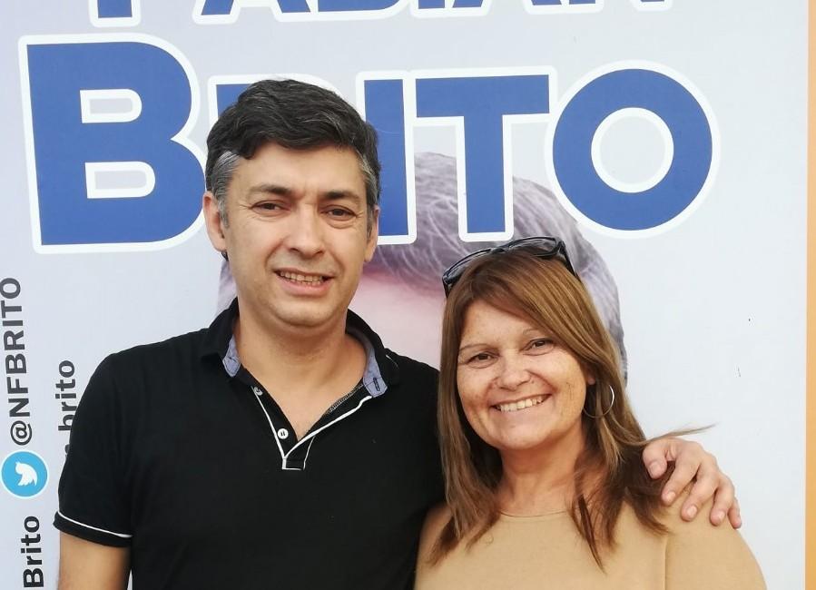 Fabián Brito denunció aprietes en San Vicente