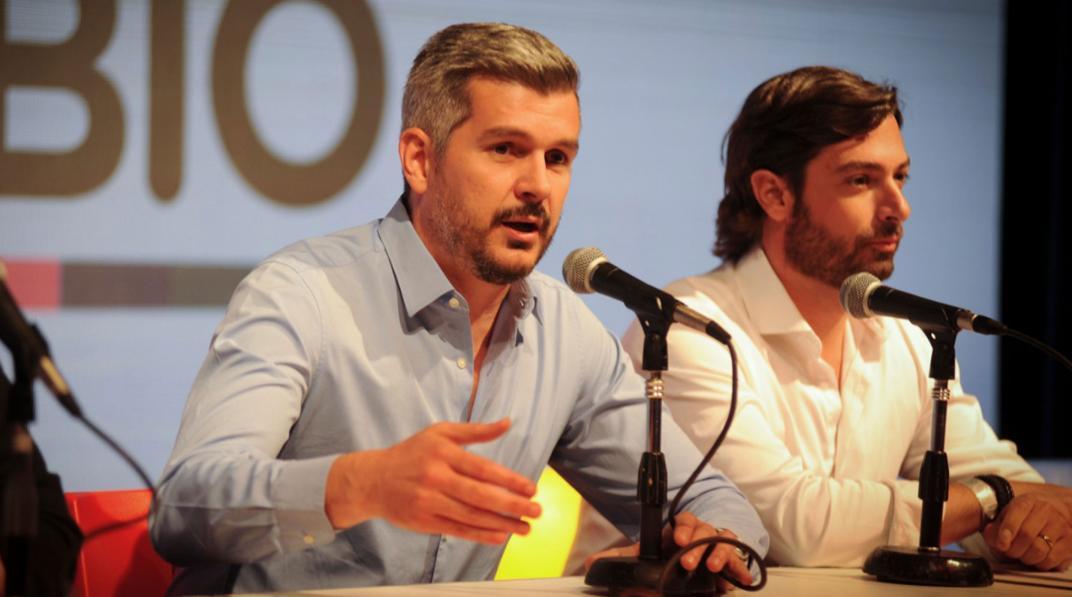 ¿En la cuerda floja? Cumbre en Olivos con Marcos Peña