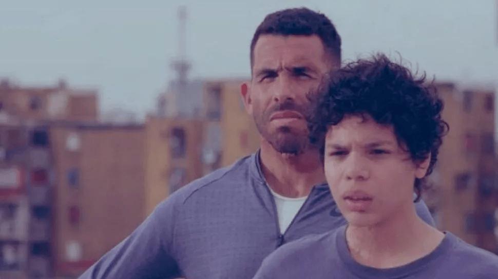 Cuenta regresiva para la serie de Carlos Tévez: mirá el trailer definitivo