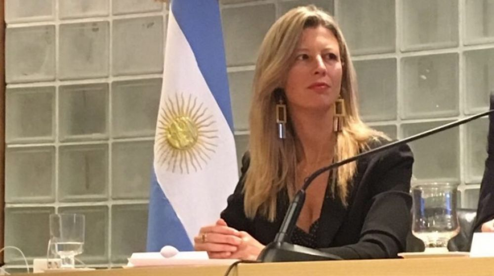 """Daniela Aruj: """"Esto le da a Alberto Fernández la posibilidad de ser un líder con representación propia"""""""