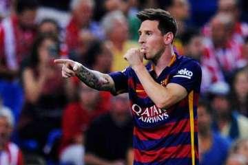 messi dedica gol a sus hijos goles para los messi