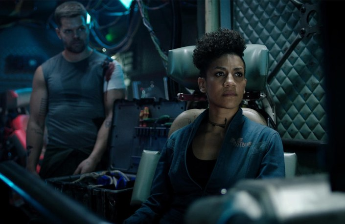 The Expanse' Is the Best Sci Fi on TV | The Mary Sue