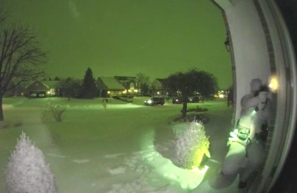 WATCH THIS!! Insane doorbell camera video shows Ohio deputy literally dodge a bullet, make shooter pay