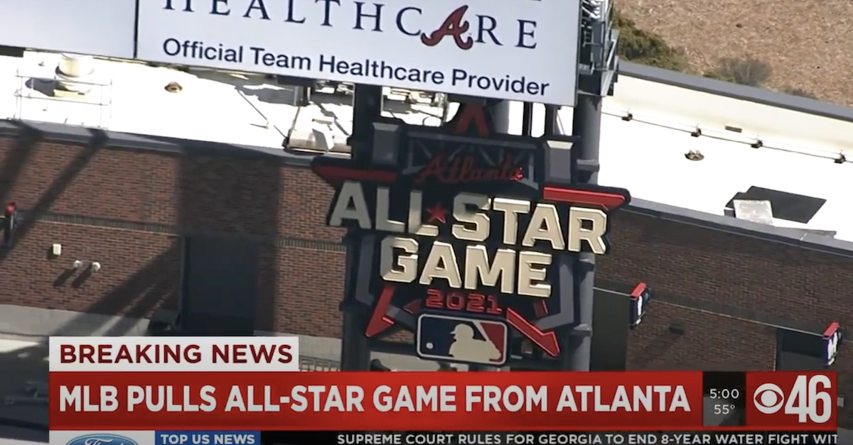 'For God's Sake': Frustrated Judge Dresses Down Ex-'Kraken' Lawyer Suing MLB Over All-Star Game, as Case Swings and Misses in Court