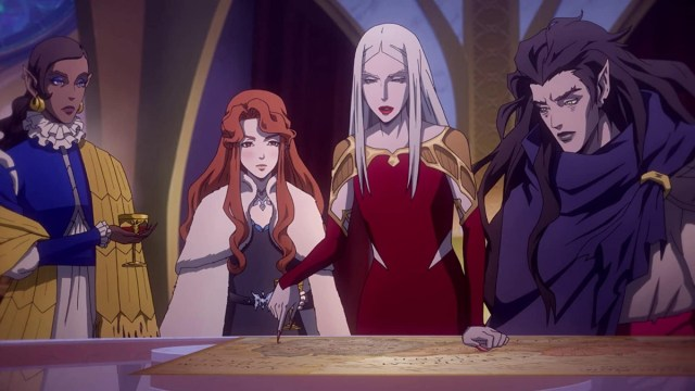Castlevania' Season 3 Delivers on Female Vampire Power | The Mary Sue