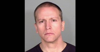 First Look at Ex-Minneapolis Cop Derek Chauvin After He Was Arrested and Charged with George Floyd's Murder