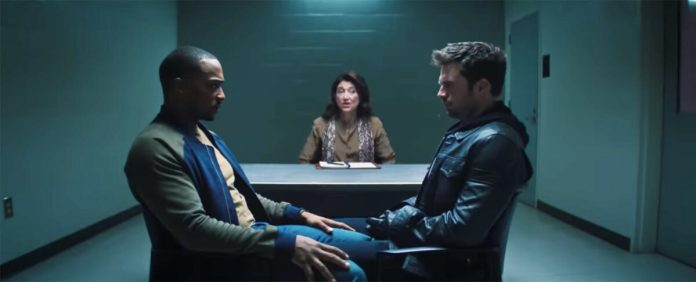Falcon and Winter Soldier - Couples Therapy