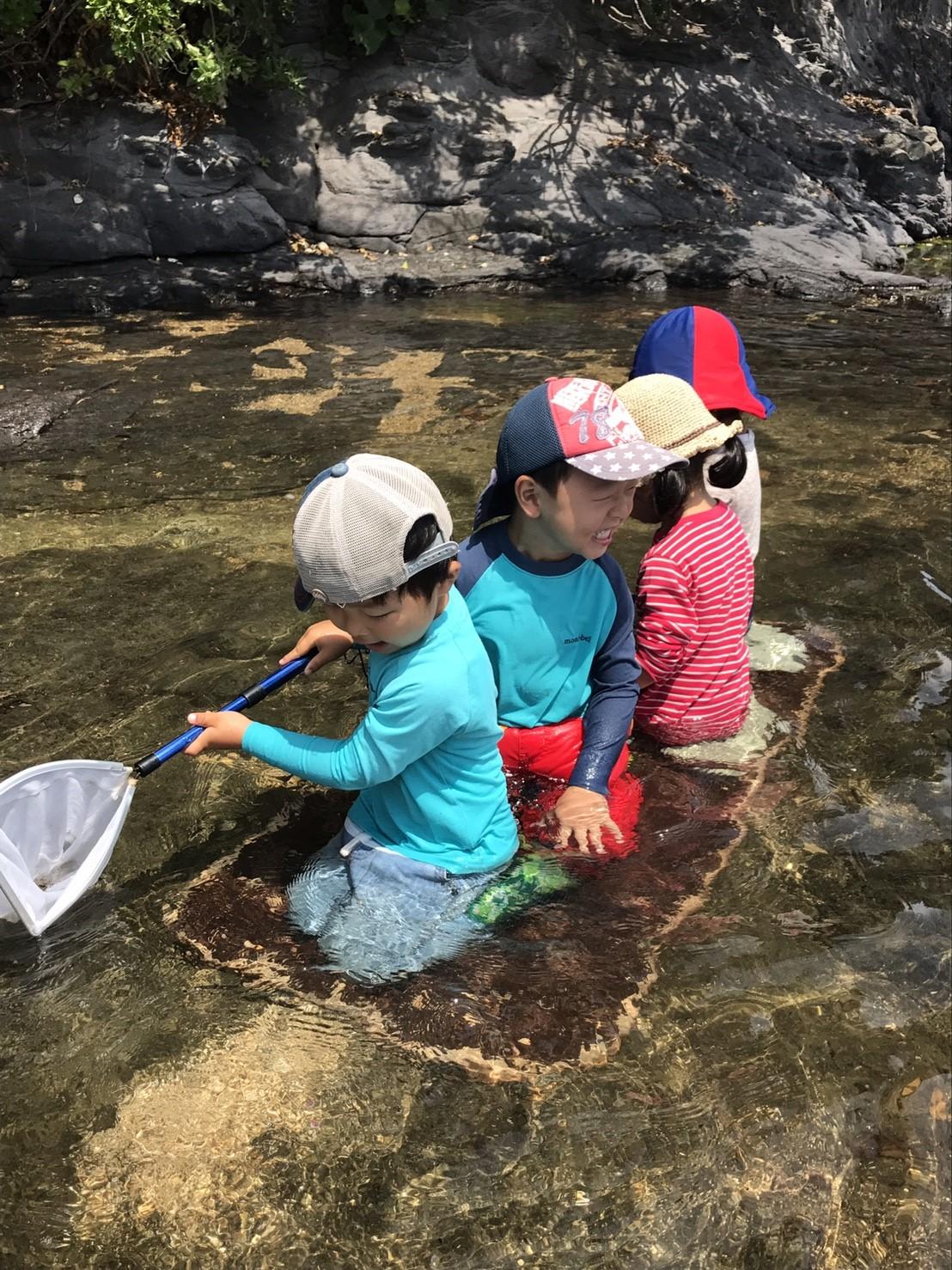 お山の教室に通って、子どもたちはどう変わっていくか?(アンケート調査PDFより)
