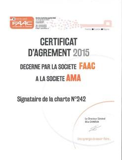certification-motorisation-faac-ama