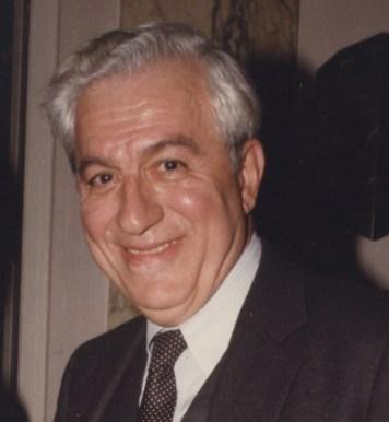 Archie Cherkezian, President 1976-1978