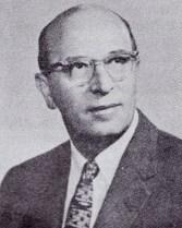 Mar n F. Hatch, Esq., President 1949-1952 & 1955-1956