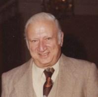Vahe S. Roubian, D.D.S., President 1966-1968
