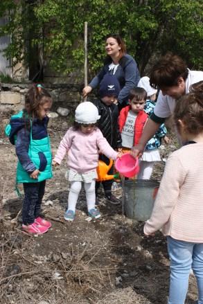 Kindergarteners of Askeran KG