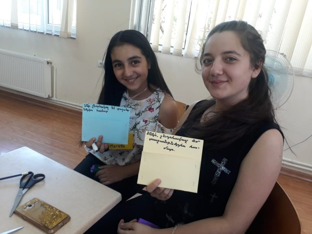 Day 12 Shogh Yerevan VBS