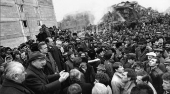 Armenian earthquake relief