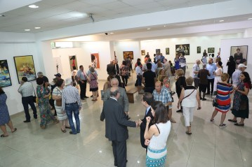 Exhibition of Art Works