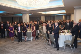 Guests at Banquet