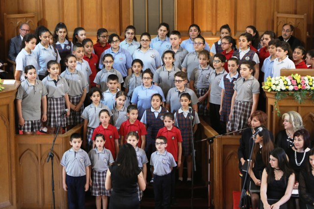 Lebanon_Maria_Bakalian_Children's_Choir