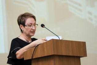Principal Melanya Geghamyan