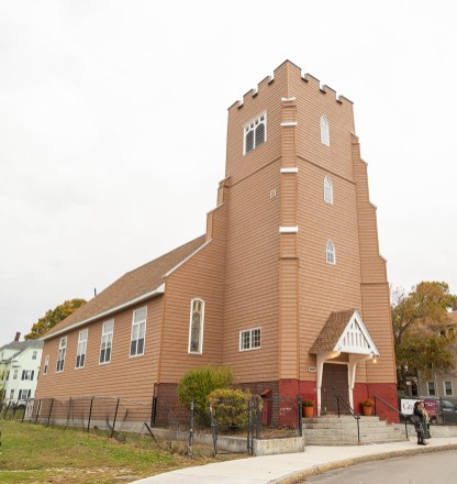 5. Armenian Church of the Martyrs - Worcester