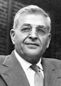 Dr. Jacob H. Hekimian, President 1952-1955 & 1958-1959