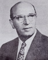 Mar n F. Hatch, Esq., President 1949-1952 & 1955-1956