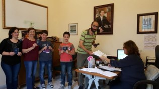 Family of Five Receive Aid to Relocate to Homeland