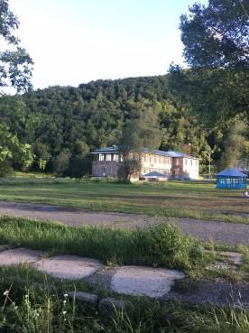 Camp Sheen Shoghig in Hankavan, Armenia