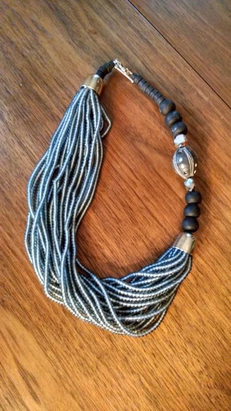 #11 Fancy necklace, $30