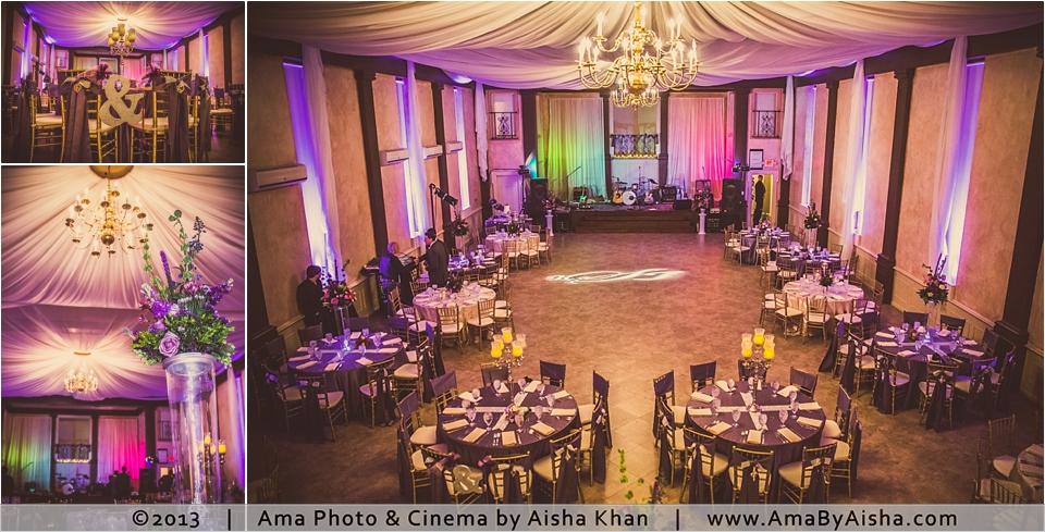 Houston Wedding At Heights Villa Ama By Aisha