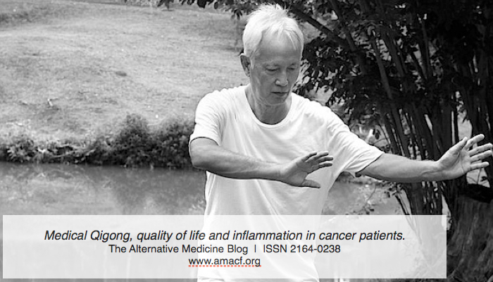 Oh et al , 2010 - Medical Qigong, quality of life and