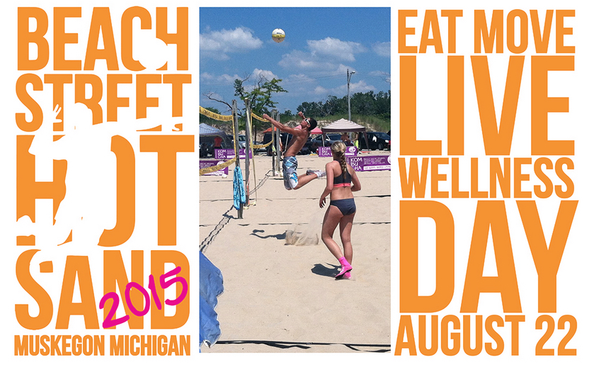 It's Gonna be A Perfect Day at the Beach with these 3 Exciting Move, Eat, and Live Wellness Day Activities